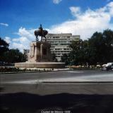 Monumento Ciudad de México 1956 . .