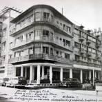 Hotel foreing Club.
