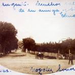 Panorama ( 3 de Abril de 1912 ). - Nogales, Sonora