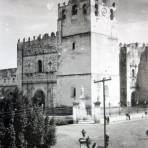 El convento. - Yuriria, Guanajuato