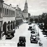Portal Independencia. - Celaya, Guanajuato