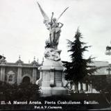 Monumento a Manuel Acuna.