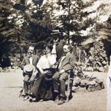 Recuerdo de el Popocatepetl 1906