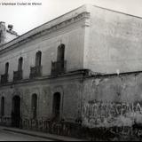Antigua Delegacion de Ixtapalapa Ciudad de México.