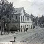 La Estacion del Ferrocarril.