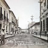 La calle Juarez.