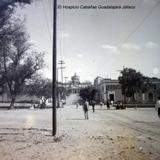 El Hospicio Cabañas Guadalajara Jalisco  .