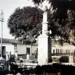 Jardin Hidalgo.