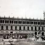 Palacio municipal Ciudad de México.