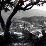 Panorama Por el Fotógrafo Hugo Brehme..