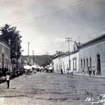 Avenida Juarez. - Pénjamo, Guanajuato