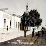 Avenida Hidalgo ( Circulada el 29 de Noviembre de 1936 ). - Salamanca, Guanajuato