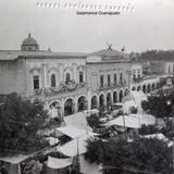 Panorama ( Circulada el  30 de Abril de 1924 ). - Salamanca, Guanajuato