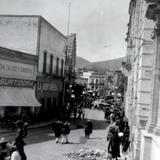 Calle Benito Juarez. - Guanajuato, Guanajuato
