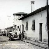 Calle y casa Morrow. - Cuernavaca, Morelos