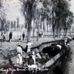 Canal de La Viga.