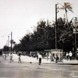 Frente al Zamora.