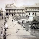 Calle de la Rivera  ( Circulada el  12 de Julio de 1918 ).