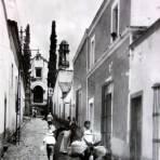 Calle de Tepetates.