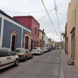 Calle Mariano Azuela