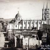 La Catedral  ( Circulada el 4 de Diciembre  de 1929 ).