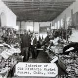 Interior del Mercado.