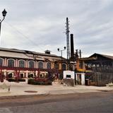 Instalaciones mineras abandonadas