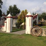 Ex-hacienda San Juán Arcos Ojo de Agua. Abril/2018