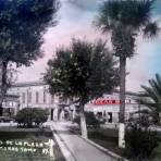 Detalles de la Plaza.