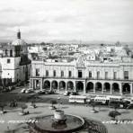 Palacio Municipal. - Guadalajara, Jalisco