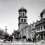 Avenida 16 de Septiembre Guadalajara, Jalisco.
