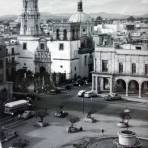 Plaza de Los Laureles Guadalajara, Jalisco.
