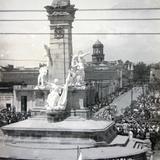 Monumento Guadalajara, Jalisco .