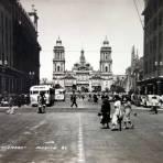 Avenida 20 de Noviembre ( Circulada el 2 de Agosto de 1943 ).