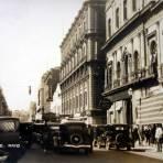 Avenida 5 de Mayo.