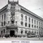 Edificio de Correos ( Circulada el 8 de Octubre de 1935 ).