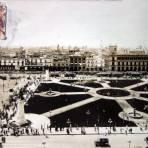 Panorama  ( Circulada el 12 de Diciembre de 1930 ) . - Ciudad de México, Distrito Federal