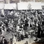 La Villa de Guadalupe Hidalgo Celebracion de un 12 de Diciembre .