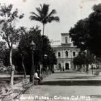 Jardin Nunez. - Colima, Colima