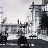 Calle del Carmen. - Celaya, Guanajuato