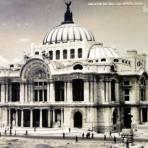 Palacio de Bellas Artes ( Circulada el 13 de Diciembre de 1937 ).