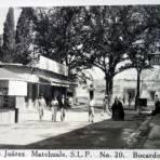 La Plaza Juarez.