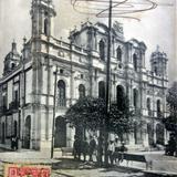 Palacio Municipal ( Circulada el 28 de Abril de 1912 ).