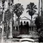 Hacienda Las Animas.