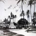 Parque Zamora ( Circulada el 4 de Septiembre de 1918 ).