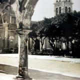 Historico Palacio ( Circulada el 23 de Enero de 1937 ).