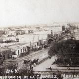 Vista Panoramica ( Circulada el 10 de Agosto de 1928 ) .