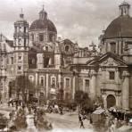 La Basilica de Guadalupe.