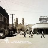 Avenida Guerrero.