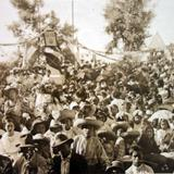 Manifestacion Civica.